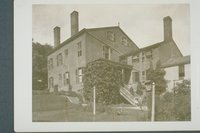 Anne Wells's house, Prospect Street, Hartford