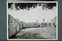 Courtyard at Newgate Prison, East Granby