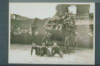 Troop A at Newgate Prison, East Granby