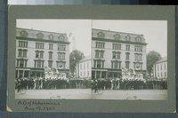 Ancient Order of Hibernians parade, Main Street, Hartford