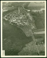 Aerial View of Danbury Fair