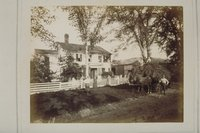 A.J. Tucker house and barn, Hartford or Litchfield County