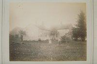 A.D. Brockett family, probably Southington or Burlington