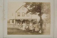 Alford Howarth family, North Haven or Hamden