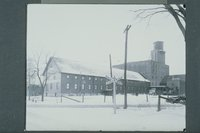 Left side of panorama of American Sumatra Tobacco Co., Windsor vicinity