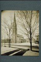 Asylum Hill Congregational Church, Asylum Avenue, Hartford