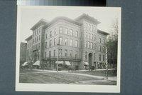 Allyn House, corner of Asylum Street and Trumbull Street, Hartford