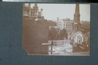 Demolition of Pearl Street Congregational Church, Hartford