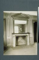 Room on the first floor of the Barnabas Deane house, 73 Grove Street, Hartford, August 1926