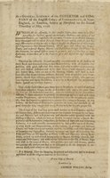 At a General Assembly of the Governor and Company of the English Colony of Connecticut : in New-England, in America : holden at Hartford, on the second Thursday of May, 1776 : Where as this assembly, in their present session, have made many preparations f
