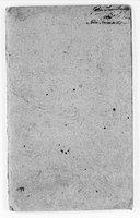 John Trumbull (poet) Papers: Navigation exercises