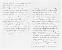 John Trumbull (poet) Papers: Correspondence and accounts, 1784-1827