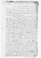 Oliver Wolcott Jr. Papers: Letters and documents from Oliver Wolcott Sr, 1784