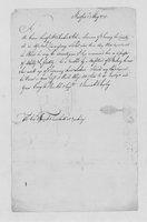 Correspondence with Jeremiah Ripley, Stocker Wharton, Nathaniel Shaw, Jr., Sarah Deming, 1775 May
