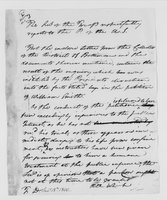Oliver Wolcott, Jr. Papers: Drafts of reports, 1800