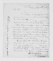 John Trumbull Papers: Letters from John Trumbull to Harriet Wadsworth, 1790-1791