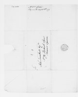 John Trumbull Papers: Letters to John Trumbull from William Gorton.