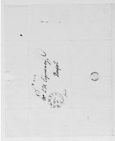 John Trumbull Papers: Letter from John Trumbull to Lydia Sigourney, 1838