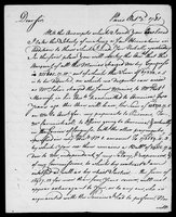 Silas Deane Papers: Letters to and from Silas Deane, including John Jay, 1781 March 28-June 18