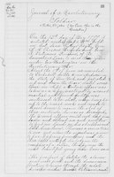 American Revolution Collection: Elijah Porter's journal, 1780