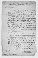 American Revolution Collection: Correspondence of John Sullivan, 1778-1779