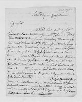 American Revolution Collection: Correspondence of Royal Flint, 1778-1779