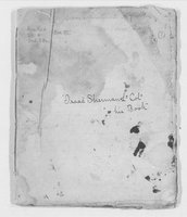 American Revolution Collection: Isaac Sherman's orderly book, 1778