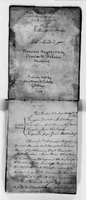 American Revolution Collection: David Culver's orderly book, 1778