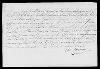 Silas Deane Papers: Accounts: Receipts for money paid to American officers in France 1776-1778