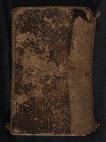 John Whittelsey account book, 1688-1706