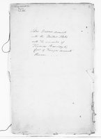 Oliver Wolcott, Jr. Papers: Silas Deane's accounts with the United States, 1776-1784