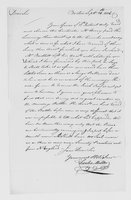 Correspondence with Samuel Squier, John McLean, Daniel Gray, and William Williams, 1776 September 26-October