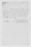 Correspondence with Alexander Hamilton, James Lovell, Jonathan Trumbull, Sr., and Eliphalet Dyer, 1777 June