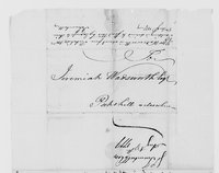 Correspondence with Jeremiah Wadsworth, Samuel Parsons, Charles Miller, and Eliphalet Dyer, 1777 August-September