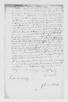 Correspondence with John Hancock, Elisha Avery, Eliphalet Dyer, William Hubbard and others, 1777 October