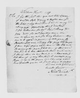 Correspondence with James Bate, Christopher Leffingwell, Eliphalet Dyer, and Jedediah Huntington, 1777 December