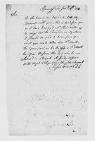 Correspondence with James Lovell, Charles Miller, William Hoskins, Samuel Eliot, Eliphalet Dyer and others, 1778
