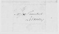 Correspondence with Eleazer Fitch, David Trumbull, and Jonathan Trumbull, Jr., 1753-1791