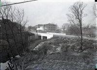 Bridge over Park River, Hartford, December 1, 1919