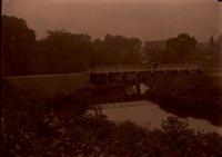 Bridge over stream, Hartford (Wellington Street, 1923)