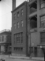 Building on Morgan Street, Hartford, April 26, 1920