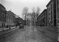 Capitol Avenue near intersection with Whitman Court, Hartford, March 15, 1917