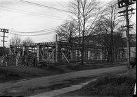 Building under construction, Hartford