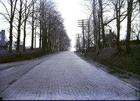 Albany Avenue at Bloomfield Avenues, Hartford, January 1928