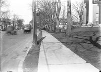 Albany Avenue near Vine Street, Hartford