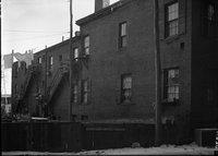Brick (tenement) buildings, Hartford