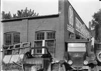 A.E. Burnham Garage