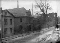 Arch Street from new city hall, Hartford, January 6, 1915