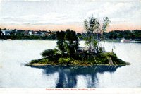 Dayton Island, Conn. River, Hartford, Conn.