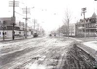 Albany and Blue Hills Avenues  April 2, 1917